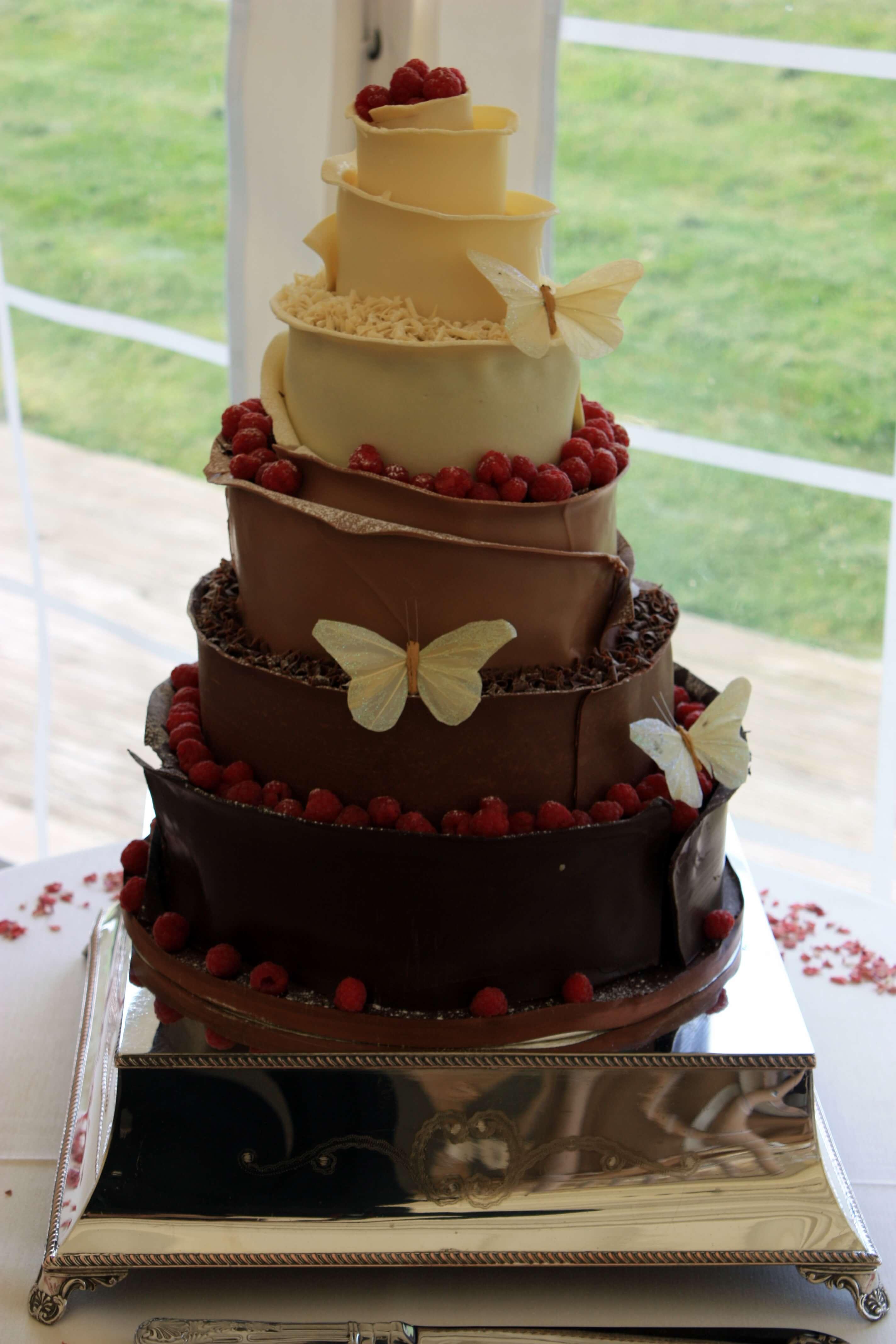 The Triple Chocolate Tower Cake Sweet As Cakes Award
