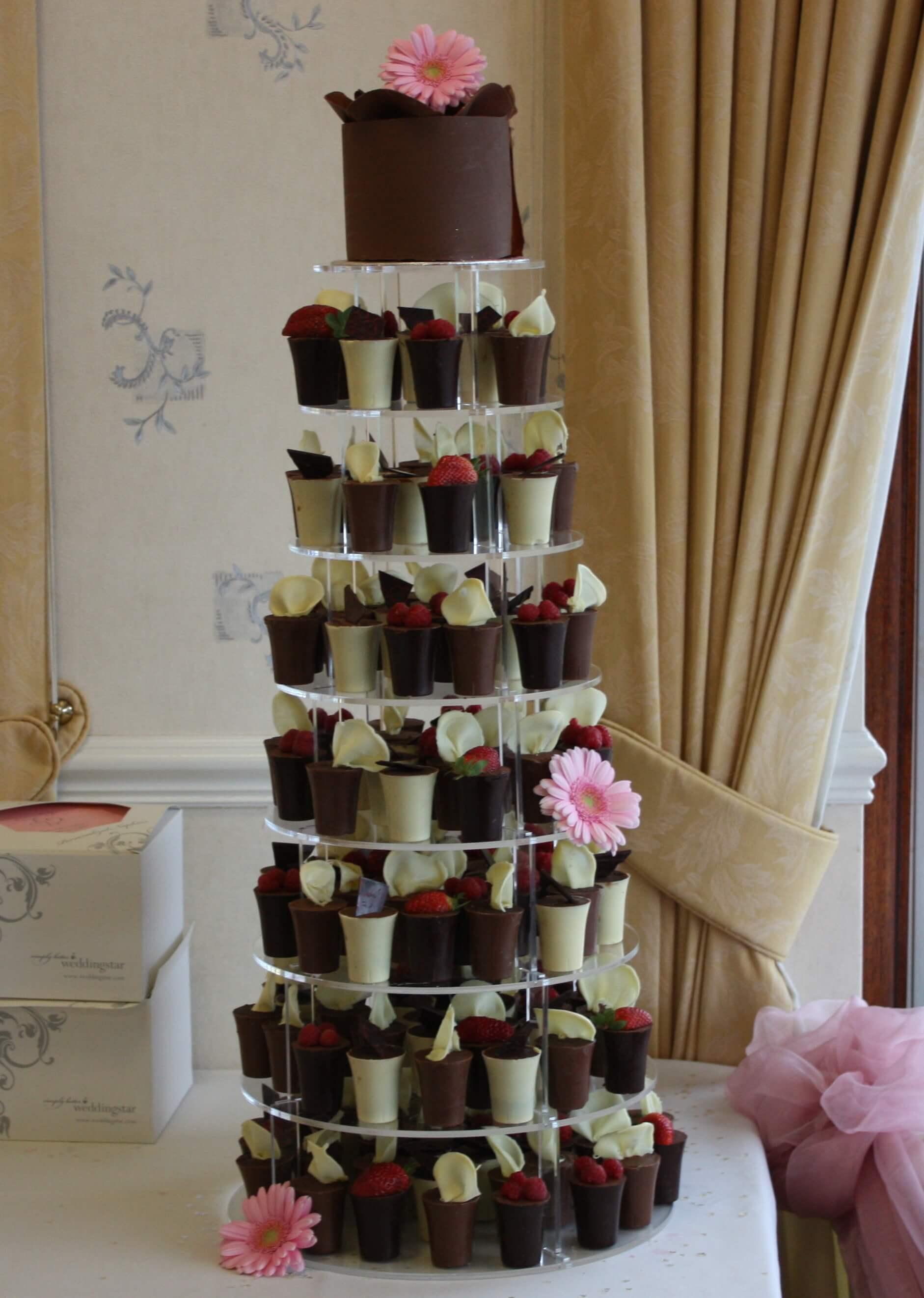 Chocolate Pots Sweet As Cakes   Award Winning ...