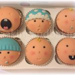 Baby Shower New Baby Cupcakes