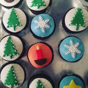 Christmas tasting evening at Binswood Hall, Leamington Spa