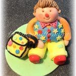 Mr Tumble Fondant Cake Topper
