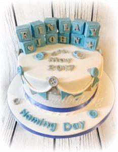 Naming Day Cake (1)