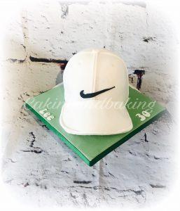 Nike Golf Cap Cake