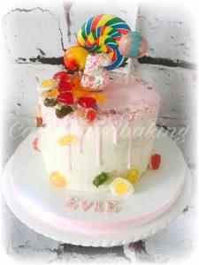 Sweetie Drip Cake