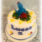 Iggle Piggle Cake