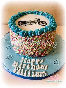 Rotary Norton Cake