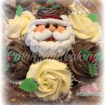 Christmas Cupcake Bouquet