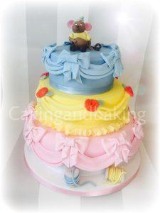 Disney Princess Cake