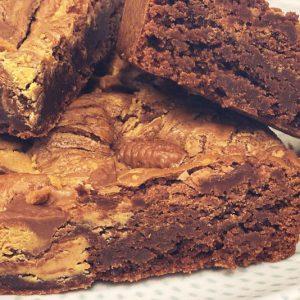 Peanut Butter Brownie